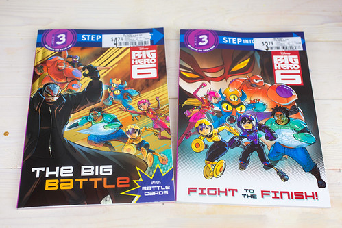 Big Hero 6 Storybooks