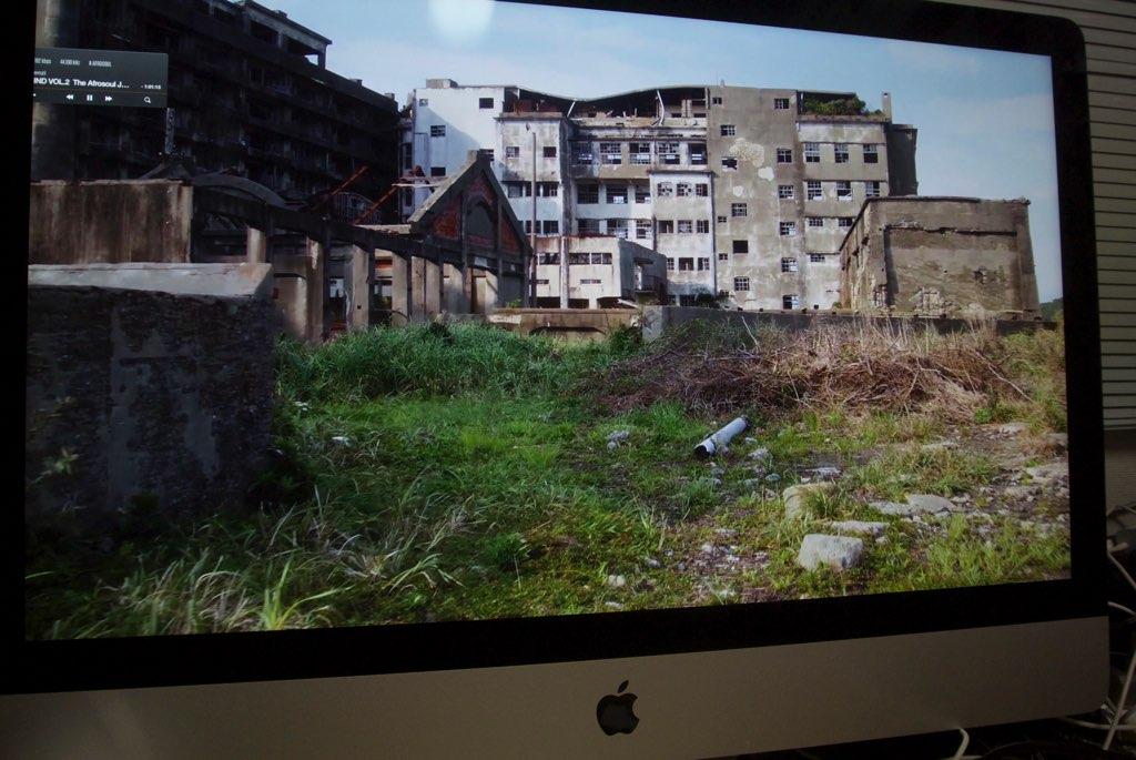 5Kの威力:iMac27 5K retina