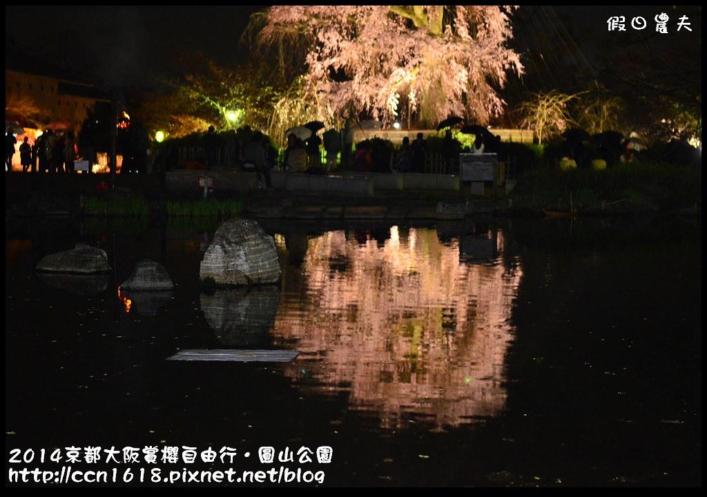 2014京都大阪賞櫻自由行.圓山公園DSC_0698