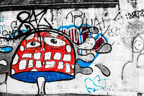 art mushroom nikon grafitti urbanexploration jersey channelislands urbex sthelier d5100