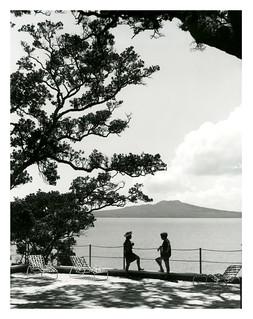 Takapuna Beach, Auckland, 1965