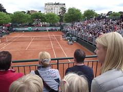 Roland Garros 2014 - Anke Huber