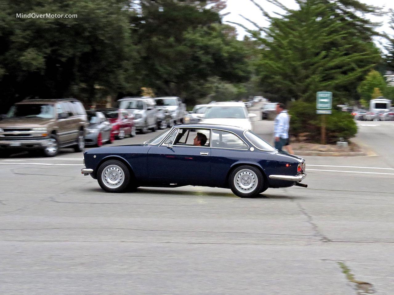 Alfa Romeo 1750GT Profile