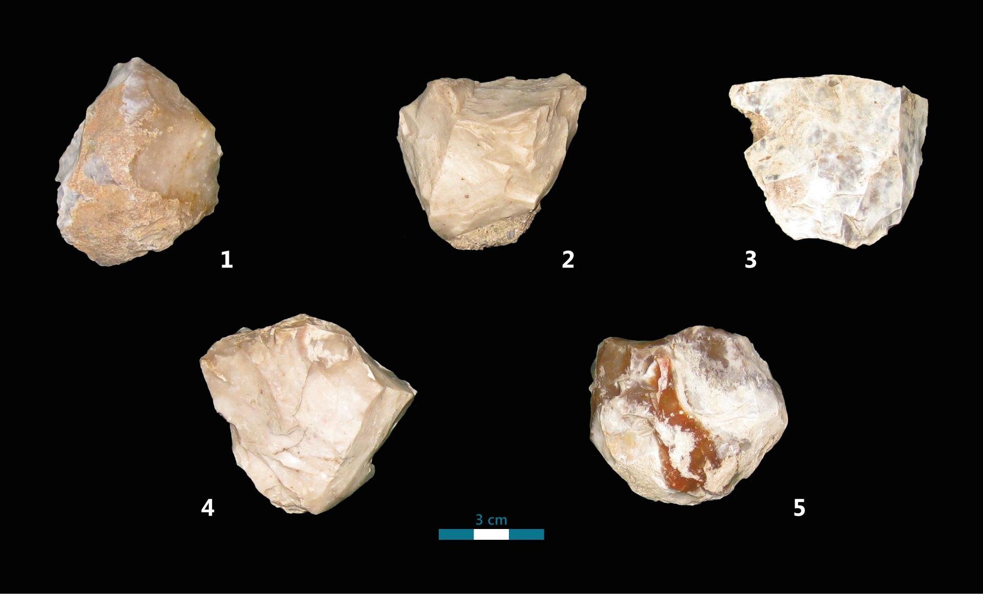 Cserhát-hegység paleolitikum 6. ábra