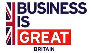 Business is GREAT Britain Logo