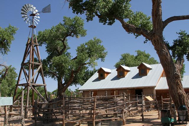 Rio Grande Heritage Farm