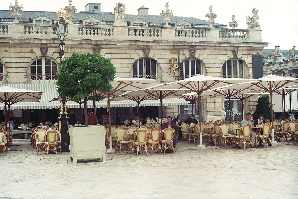 Nancy - Place Stanislas-6