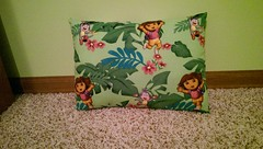 Dora Envelope Pillow Case