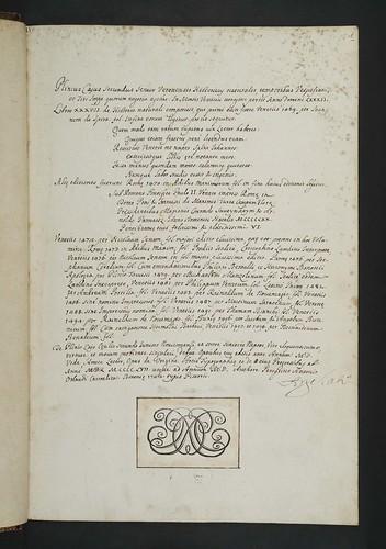Bibliographical notes in Plinius Secundus, Gaius (Pliny, the Elder): Historia naturalis