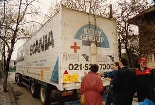 Aid mission