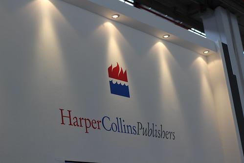 HarperCollins Publishers - Frankfurt Buchmesse 2014