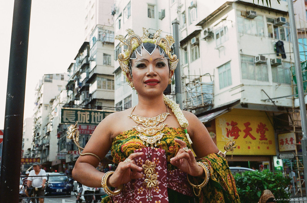 Central Java Indoesian Wedding Costume