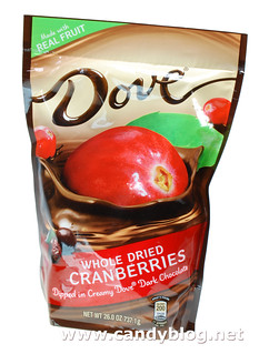 Dove Cranberries