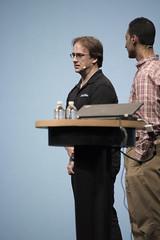 Mark Little and Mohamed Taman, JavaOne Strategy Keynote, JavaOne 2014 San Francisco