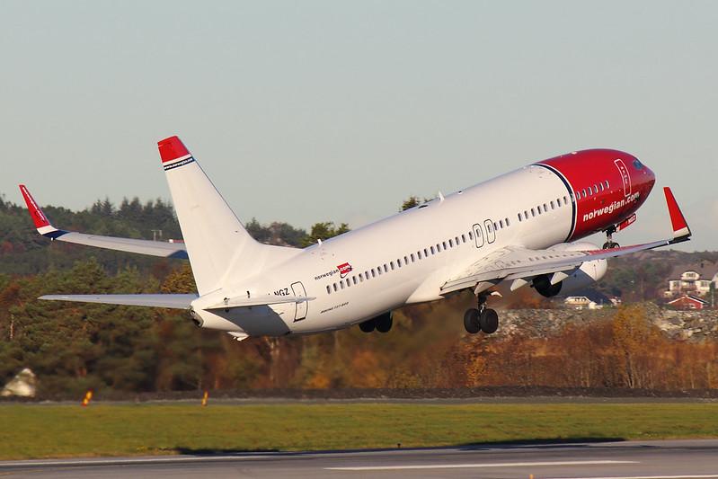 Norwegian - B738 - LN-NGZ (3)