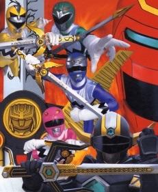 Seijuu Sentai Gingaman - Chiến đội Tinh thú Gingaman