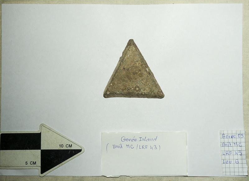 Gorée Island Archaeological Digital Repository 2014 12291368844