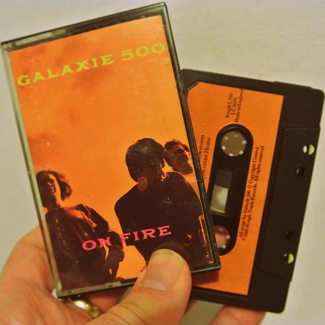 On Fire - Galaxie 500 cassette
