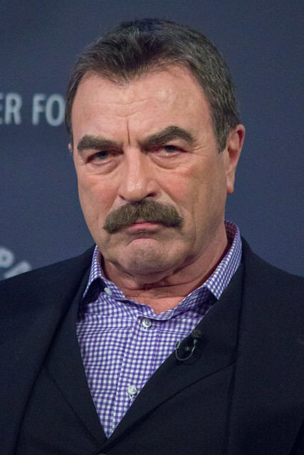 Tom Selleck from Flickr via Wylio