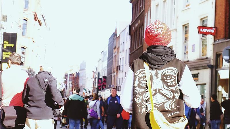 Grafton Street Photowalk