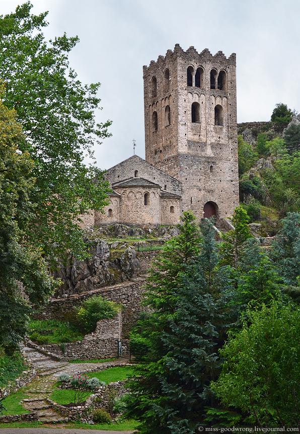 28 Abbaye Saint-Martin du Canigou