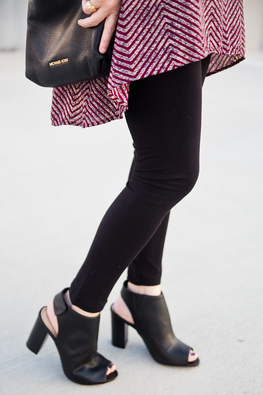 Ankle Boots with Tights