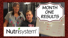 Thumbnail image for Month One on Nutrisystem Results