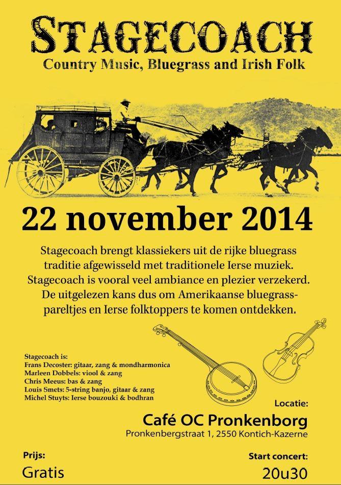 Stagecoach Kontich 2014