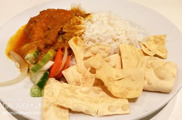 ikea restaurant nasi ayam rendang
