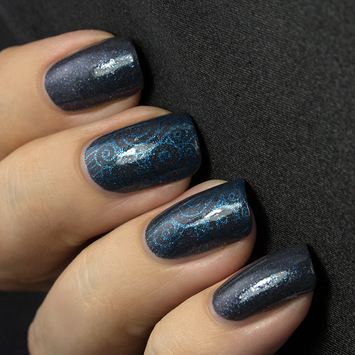 Picture Polish: Blue Dog