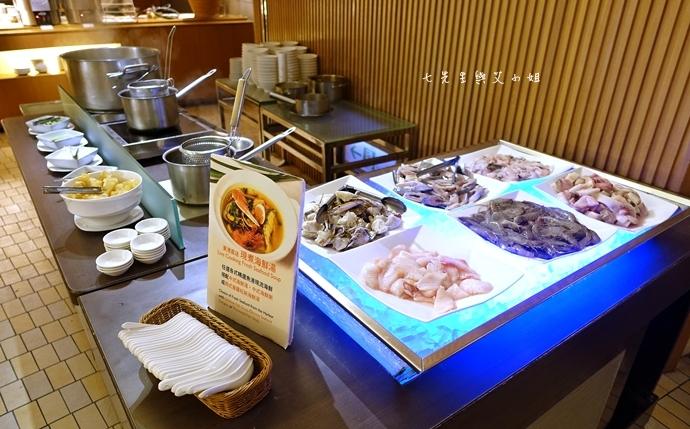 12 香格里拉台南遠東國際飯店醉月軒 cafe 茶軒 餐飲