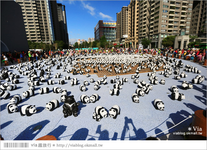 【台中】大都會歌劇院~可愛紙熊貓大軍來襲!台中七期的新亮點!19