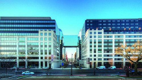 TechWorld DC and the Renaissance Hotel