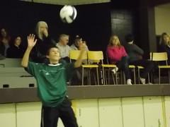 Belfast Boys Volleyball 2014