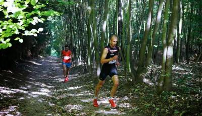 Běhejte v lese malé traily se Smrčky