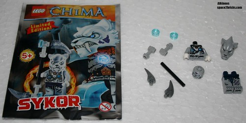Lego Legends of Chima Sykor p4