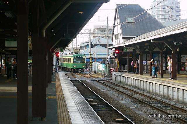 江之電江之島駅