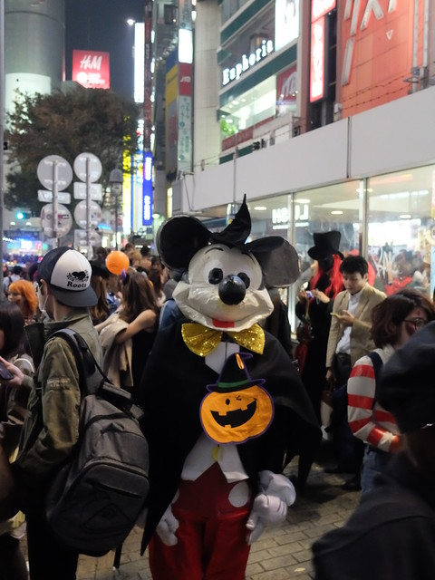 Shibuya Halloween Night 2014 13