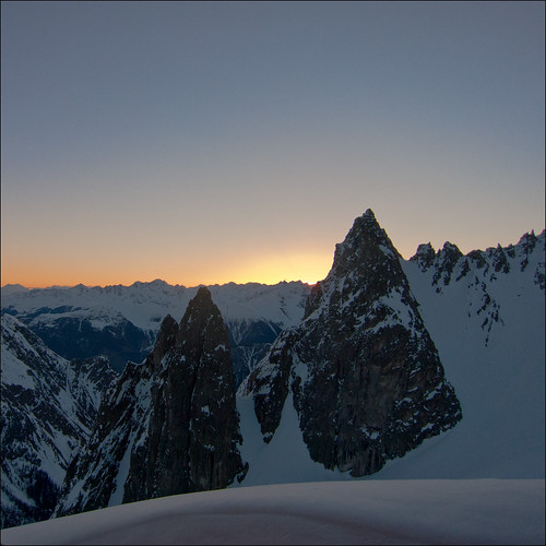 sky mountain snow alps sunrise square schweiz switzerland suisse saleinaz