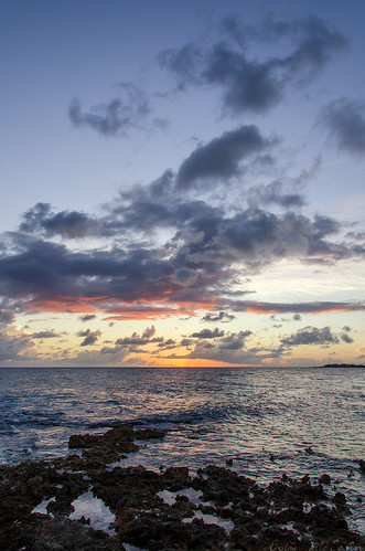 ocean sunset sea sky saint st clouds hotel bay flamingo sint resort caribbean simpson maarten