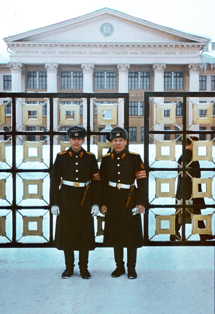 МВОКУ наряд по 1 КПП (с Колей Похиленко)