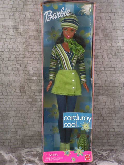 1999 Barbie Corduroy Cool Christie 26107 (2)