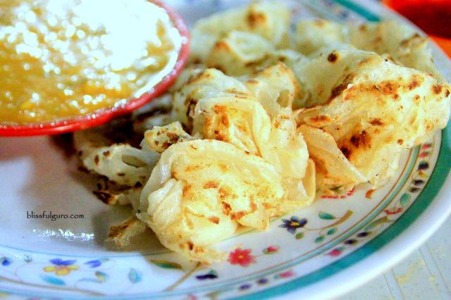 Kuala Lumpur Roti Canai