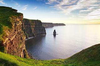 Ireland's Cliffs of Moher, part of the Cosmos nine-day tour Irish Explorer.