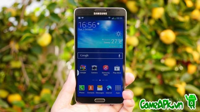 Làm thế nào để chụp ảnh màn hình Samsung Galaxy Note 3