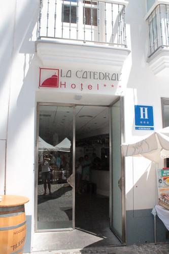 Hotel Cádiz - La Catedral
