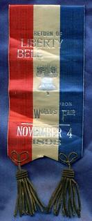 Liberty Bell ribbon