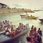 返回水上屋的人們@菲律賓市集Filipino Market