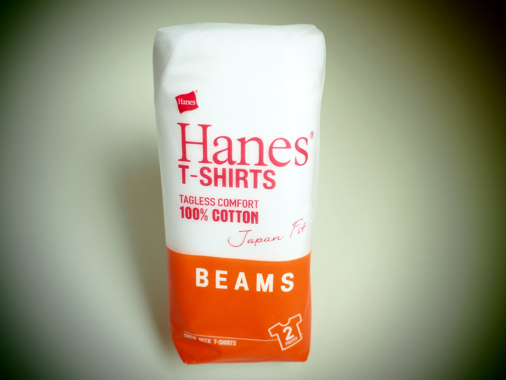 Hanes × BEAMS | T-Shirts Japan Fit