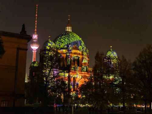 Berliner Dom und Fernsehturm